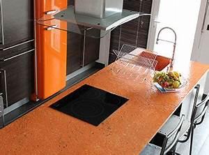 Plan De Travail Cuisine Bricomarché : plan de travail cuisine en lave maill e exaltika ~ Melissatoandfro.com Idées de Décoration