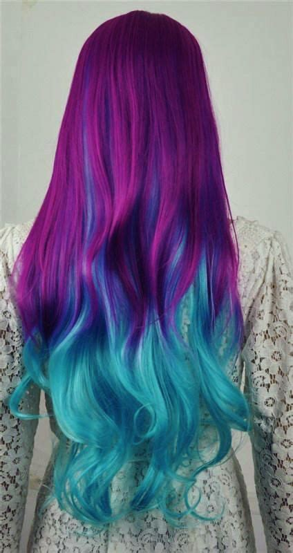 17 Best Images About Hair Color On Pinterest Blue And