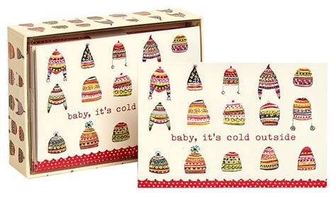 Warm Wishes Christmas Boxed Card