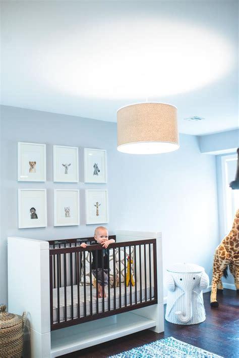 chambre bébé safari chambre de bébé pastel et néon mode montréal