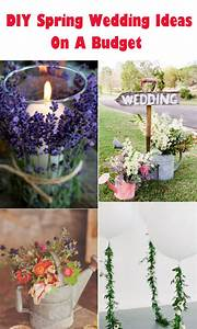 20 creative diy wedding ideas for 2016 spring With wedding ideas for spring