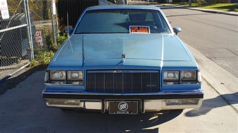 car owners manuals for sale 1985 buick regal parental controls 1985 buick regal limited for sale