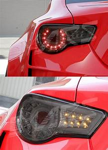 Led Tail Lights For Toyota 86 And Subaru Brz