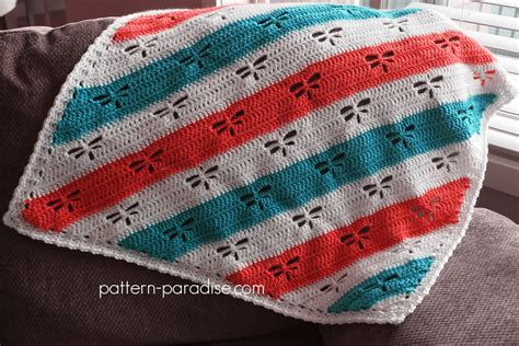 design patterns c free crochet pattern dragonfly c2c throw pattern paradise