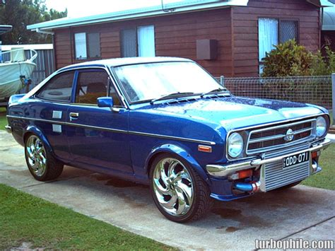Topworldauto>> Photos Of Datsun 1200 Coupe