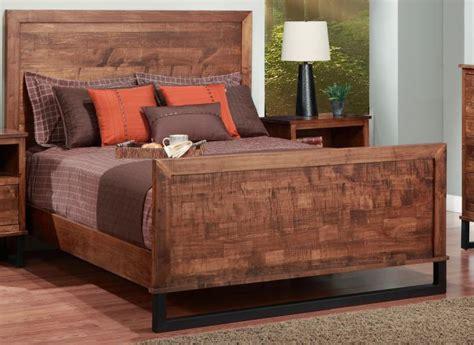 wooden headboard and footboard cumberland bed with wood headboard high footboard