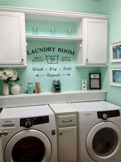 43+ Beautiful Laundry Room Design Ideas For Your Home