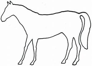 Horse Outlines - ClipArt Best