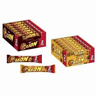 2pack Lion Riegel Peanut Butter Oder Classic
