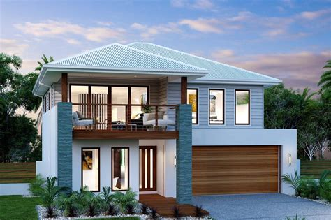 house pla seaview 321 split level home designs in queensland g