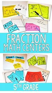 361 Best Fractions Images On Pinterest