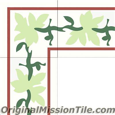 cement tile parra design original mission tile
