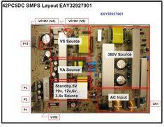 lcd tv repair tutorial   board common symptoms