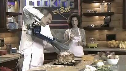 Cooking Bill Infomercial Oats Studios Neill Blomkamp