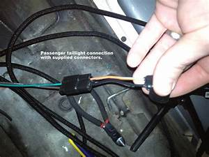 Mustang American Autowire Wiring Harness  1965