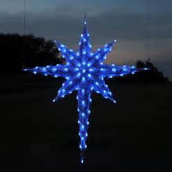 shop holiday lighting specialists 6 83 ft moravian star outdoor christmas decoration with led