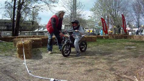 trial bike kinder oset kinder e trial bike im wiener prater