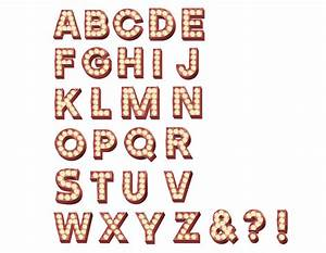 wall stickers retro cinema marquee letters With wall stickers letters black