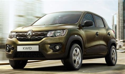 renault kwid specification launched renault kwid features specifications on road