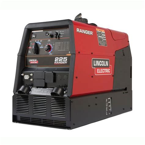 Lincoln Electric Ranger 225 Engine Driven Stick Welder