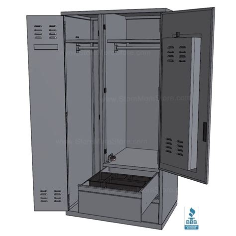 Fireproof Storage Cabinets For Paint by Military Personnel Wall Lockers Cadet Gear Storage