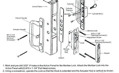 screen door parts door hardware parts door locks hardware parts how to