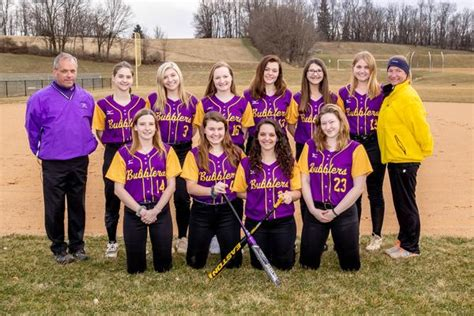 boiling springs high school girls varsity softball spring