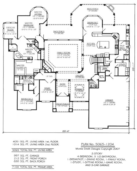 open floor house plans two pictures country house plans with open floor plan homes
