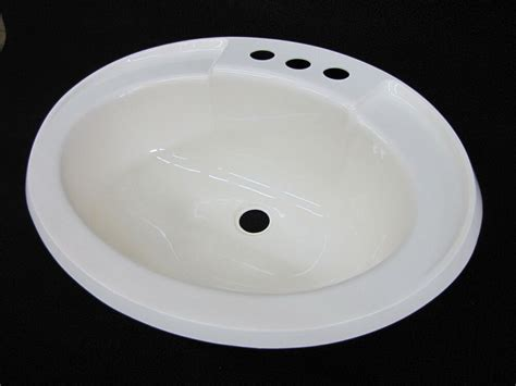 rv kitchen sink drain mobile home rv marine parts bathroom lav sink bone