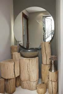 tree branch candle holder 30 inspiring rustic bathroom ideas for cozy home amazing