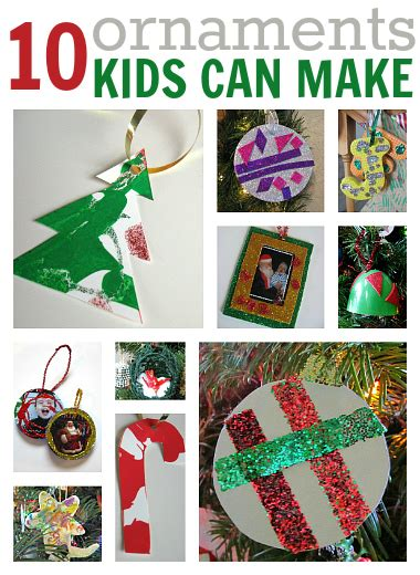ornament craft for 10 year old ornament craft list 10 easy ornament crafts
