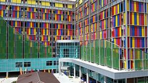 UF Health Shands Children's Hospital Debuts Colorful New ...