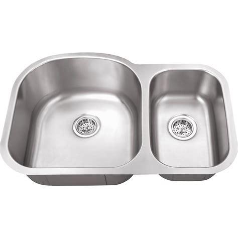 ipt stainless steel sinks ipt sink company undermount 32 in 18 stainless