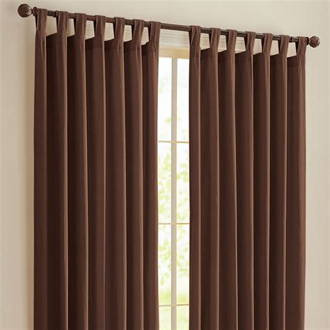 Tab Top Drapes by Tab Top Curtains The Best You Can Get
