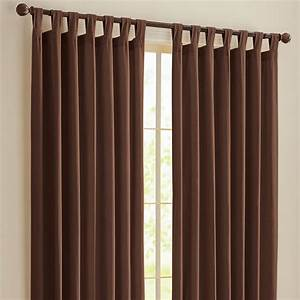 Image Gallery tab curtains