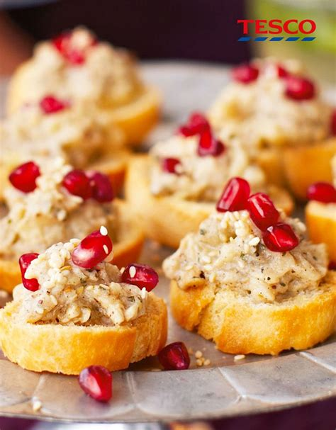 easy canapes and nibbles 17 best images about recipes tesco on