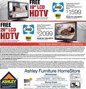 Flyer Ashley Furniture Home Store Flyer May 20 Jun 07