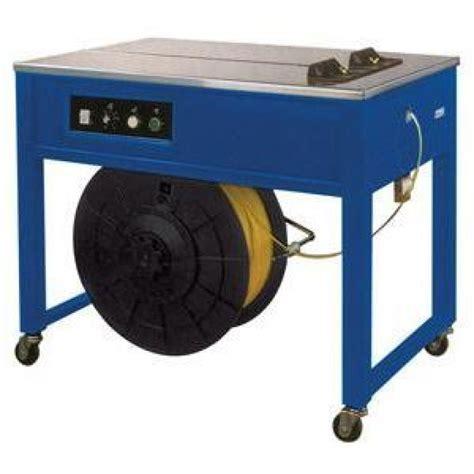 polychem pc poly banding machine open cabinet