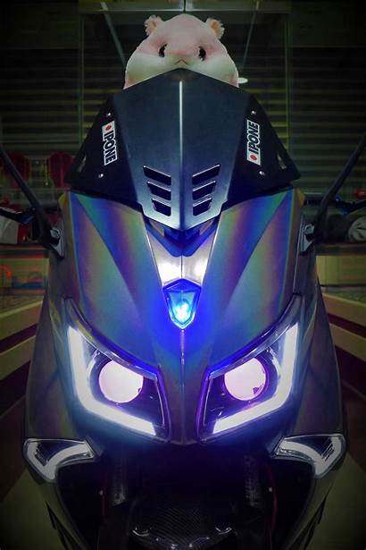 Yamaha Computer Motorcycle Mouse Tmax