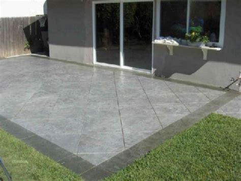 concrete patio designs ideas poured concrete patio ideas home ideas