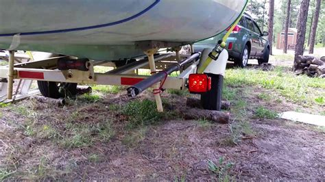 New Trailer Lights Wiring The Boat Youtube