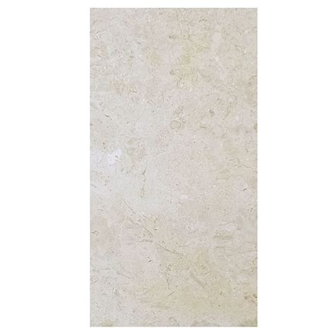 Rona Bathroom Tiles by Quot Crema Quot Marble Tile Rona