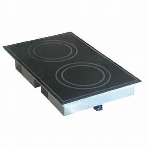 Plaque Induction 2 Foyers : plaque induction compact 700 triphas g n rateur d port ~ Melissatoandfro.com Idées de Décoration