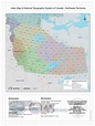 NTS Map Sheet Number (1:250,000) | Mackenzie Valley Land ...