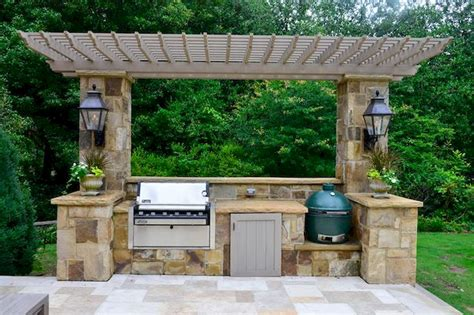 ideas for outdoor kitchens 46 outdoor kitchen ideas on a budget besideroom com