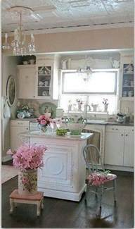 kitchen center island ideas 35 awesome shabby chic kitchen designs accessories and