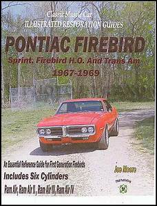 1967 Pontiac Firebird Wiring Diagram Manual Reprint