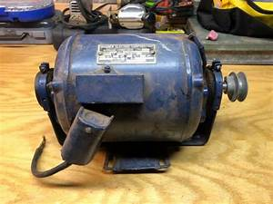 Old Wagner Electric Corp Ac Motors