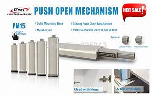 Sideboard Push To Open : buy new generation 50pcs cabinet door drawer push to open system damper buffer ~ Bigdaddyawards.com Haus und Dekorationen