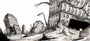 Tim Probert: Ruined City